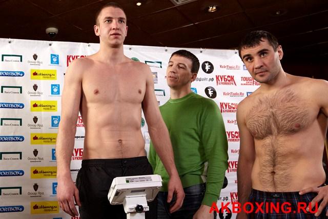 Фуад Мурадов (Москва/Россия) VS Илья Шакуро (Руденск/Белоруссия)