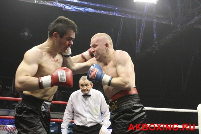 Гасан Гасанов vs Константин Питернов