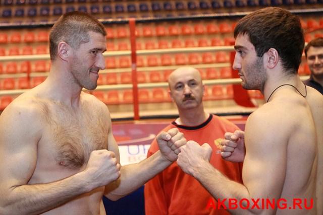 Бокс в Ногинске