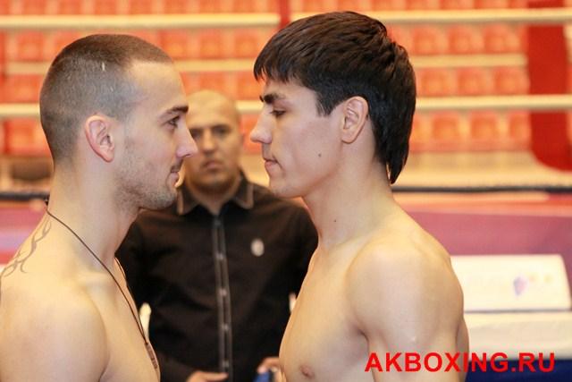 Бокс в Ногинске/CISBB WBC
