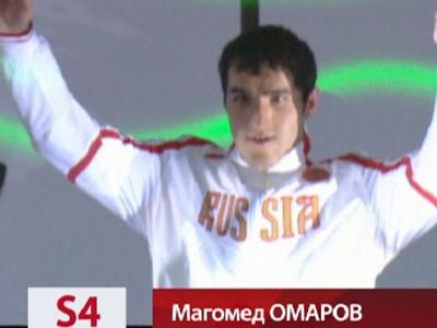 Магомед Омаров - Тони Йока (видео) (1)