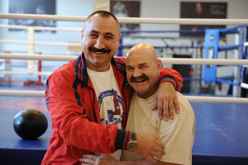 Вячеслав Яновский: Федерация и боксеры должны быть в унисоне (1)