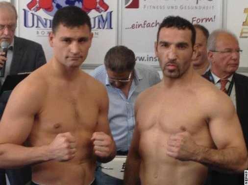 Александр Алексеев и Фират Аслан сделали вес (1)