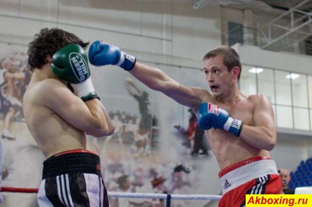 Андрей Климов побеждает нокаутом в США (1)