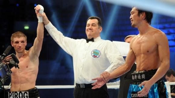Дмитрия Пирога готовят к лишению чемпионского пояса (1)