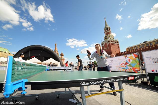 Спортивный форум на Красной площади (1)