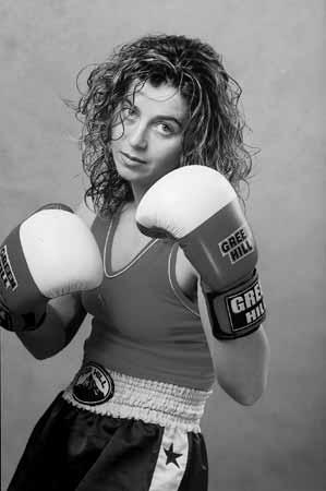 Наталья Карпович: Женский бокс - это сила, красота и ум! (видео) (1)