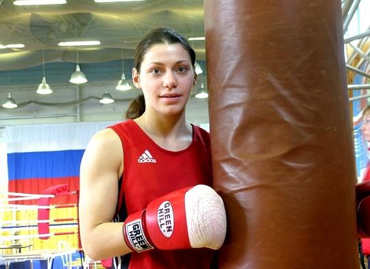 Софья Очигава начинает свой путь на ЧМ-2012 по боксу с победы (1)