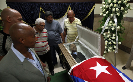 Скончался легендарный кубинский боксер Теофило Стивенсон  (1)