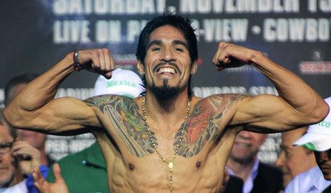 Антонио Маргарито завершил боксерскую карьеру (1)