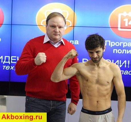Бой Хабиба Аллахвердиева и Кендалла Холта не отменен (1)