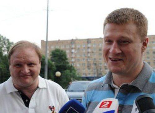Владимир Хрюнов: Александр Поветкин - Денис Бойцов? (1)