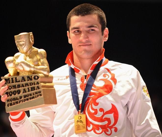 Егор Мехонцев и Артур Бетербиев об Олимпиаде - 2012 в Лондоне (1)