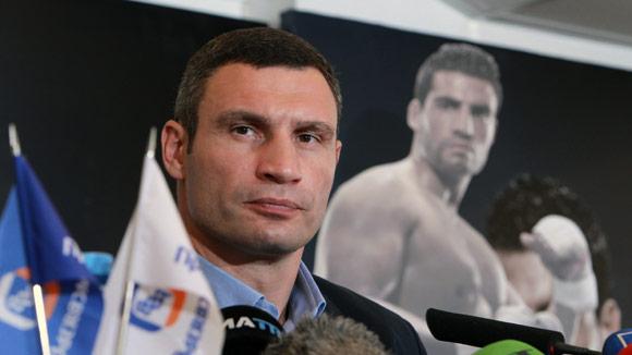 Виталий Кличко: Я должен был провести в Москве бой с Дэвидом Хэем (1)