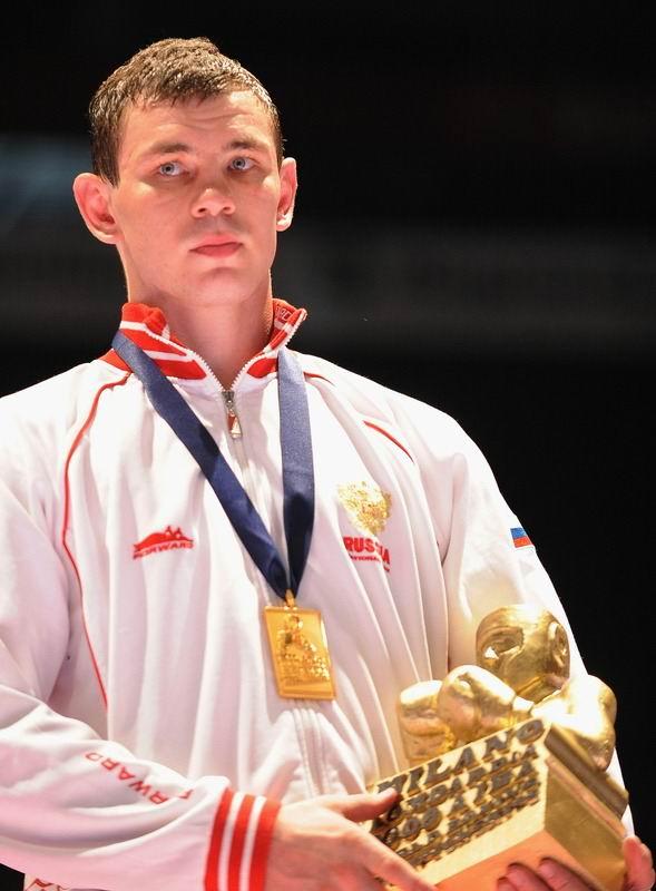 Егор Мехонцев и Артур Бетербиев об Олимпиаде - 2012 в Лондоне (2)