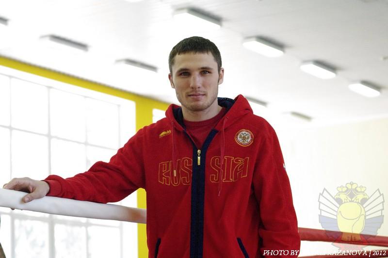 Андрей Замковой провел победный бой на Олимпиаде в Лондоне (1)