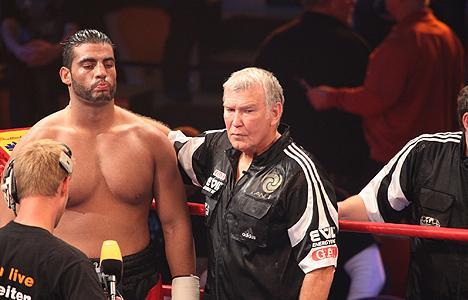 Мануэль Чарр: Я разукрашу физиономию Кличко на ринге (1)