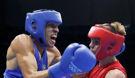 Сергей Водопьянов проиграл на Олимпиаде (1)