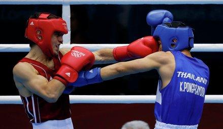 Давид Айрапетян завоевал бронзу на Олимпиаде в Лондоне (1)