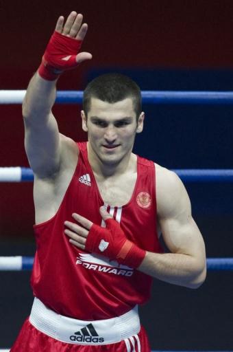 Олимпиада-2012. Бокс: Артур Бетербиев. Прямая трансляция (видео) (1)