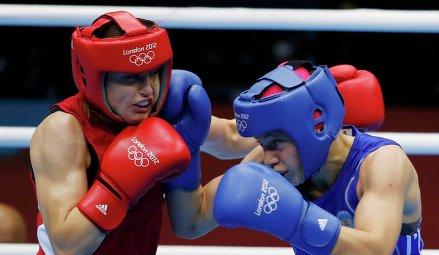 Софья Очигава уступила в финале олимпийского турнира (1)