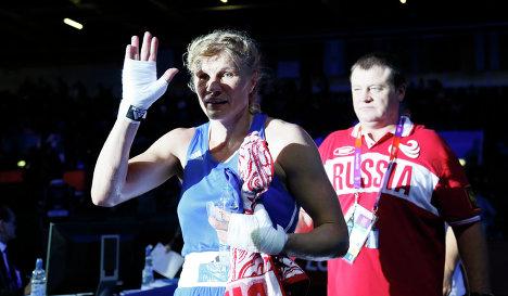 Надежда Торлопова завоевала серебряную медаль Олимпиады (1)