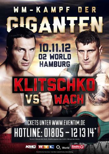 klitschko - wach