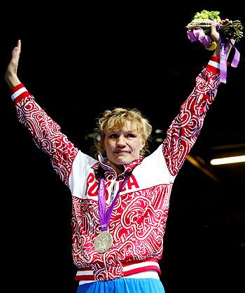 Надежда Торлопова: Я ухожу из бокса и посвящаю себя семье (1)