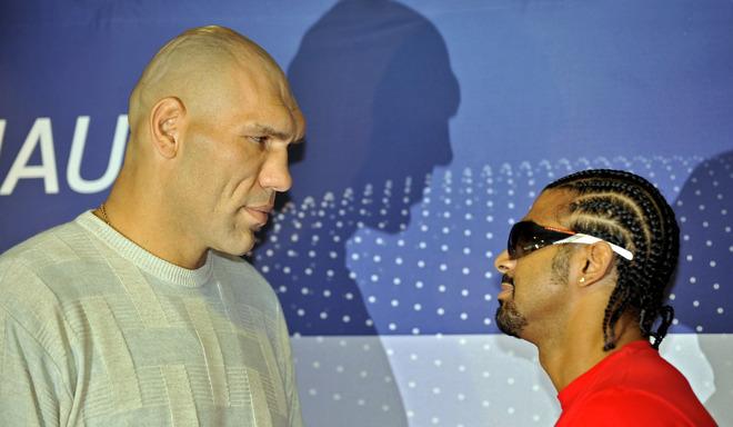 Дэвид Хэй: Я самый техничный боец в современном боксе! (2)