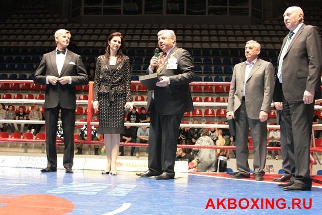 Боксерское шоу в Ногинске (видео) (1)