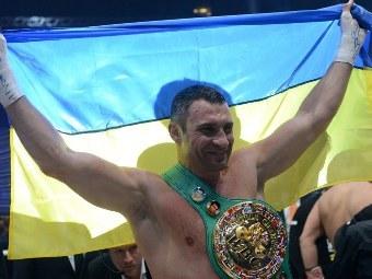 Виталий Кличко завершил боксерскую карьеру? (1)