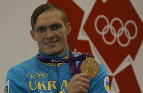 Александр Усик: Бой с Бетербиевым был напряженней финала (1)