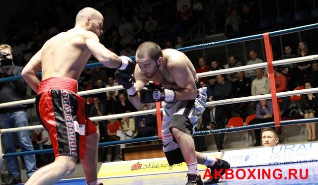 Боксерское шоу в Ногинске (видео) (2)