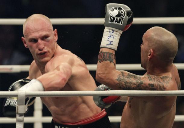Кшиштоф Влодарчик сохранил титул чемпиона Мира WBC (1)