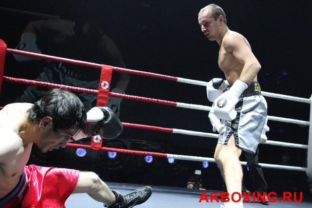 """Андрей """"Бульбаш"""" Исаев - Худжабек """"Злой"""" Маматов"""