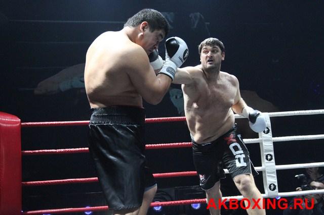 Ахрор Муралимов - Павел Гайтанов