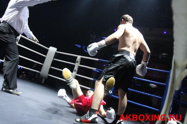 Рамиль Курбаналиев - Марат Хасанов