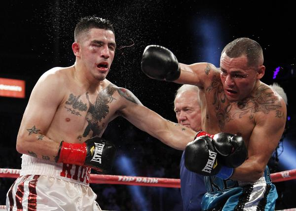 Brandon Rios - Mike Alvarado