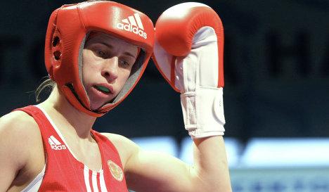 Елена Савельева стала чемпионкой России по боксу (1)