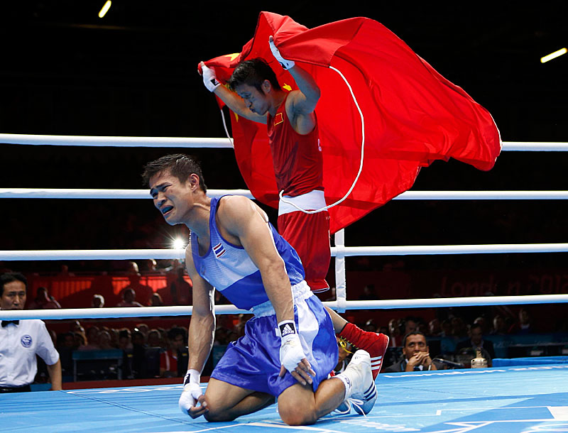 Секрет успеха китайских боксеров (1)