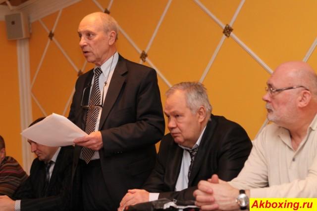 Игорь Владимирович Мазуров остается в исполкоме WBO (1)