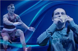 Лучший боксеры-любители года - Александр Усик и Кэти Тейлор (1)
