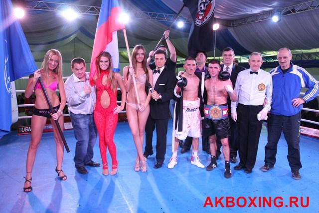 Боксерское шоу в Подольске: Николай Потапов стал чемпионом СНГ! (3)
