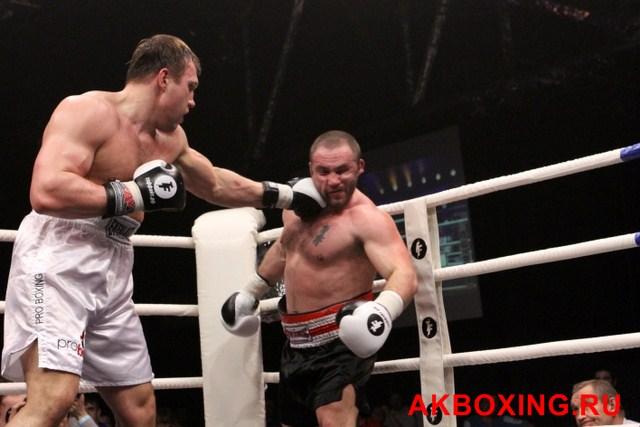 Сергей Рожнов - Руслан Семенов