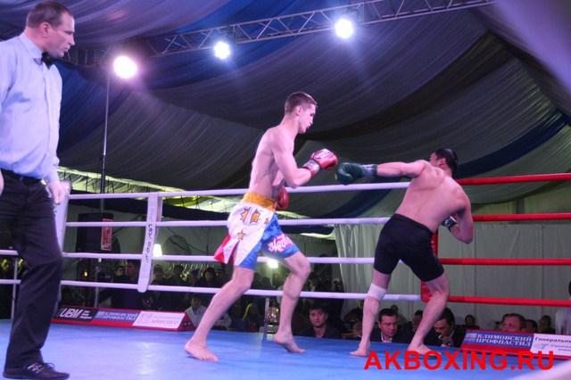 Боксерское шоу в Подольске: Николай Потапов стал чемпионом СНГ! (1)