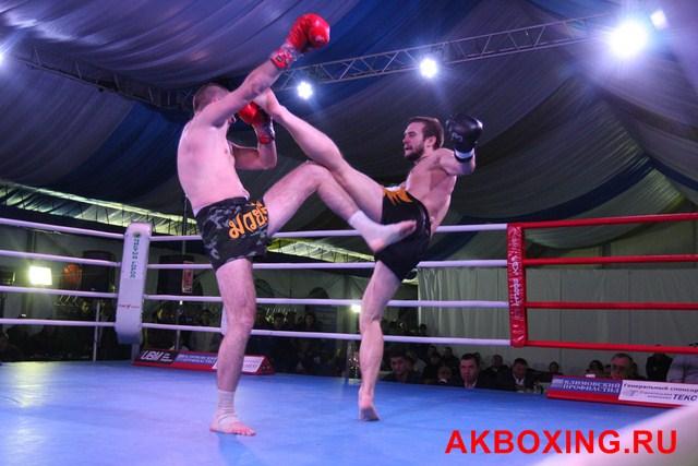 Боксерское шоу в Подольске: Николай Потапов стал чемпионом СНГ! (2)