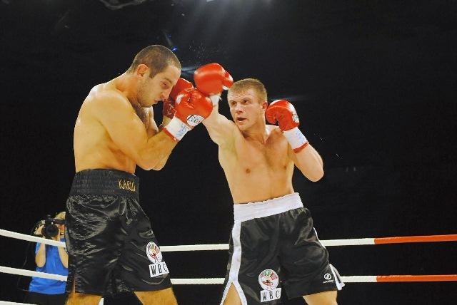 Антон Новиков, Аслан Козаев и Мурат Гассиев побеждают в Челябинске (1)
