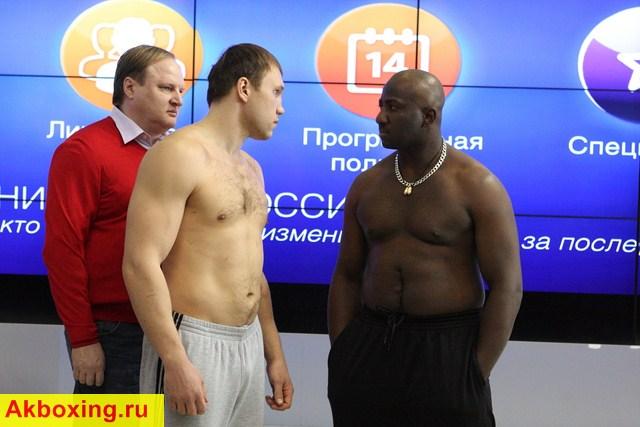 Соперником Олега Маскаева станет Оуэн Бек (1)