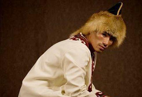 Денис Шафиков: Чингисхан из Башкирии (1)