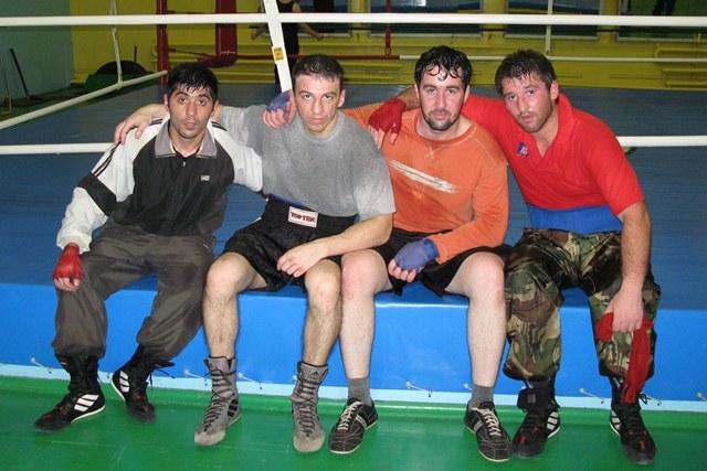 Александр Колесников: Бокс - это сама суть человека! (1)